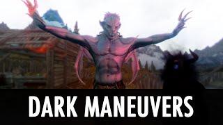 getlinkyoutube.com-Skyrim Mod: Dark Maneuvers