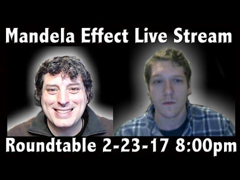 🔴 LIVE: Mandela Effect Roundtable and Chat - Ouroboros Principle  2-23-17 8:00pm EST