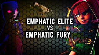 getlinkyoutube.com-Emphatic Elite vs Emphatic Fury | Elite Attacks | Clash of Clans