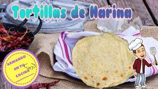 getlinkyoutube.com-TORTILLAS DE HARINA