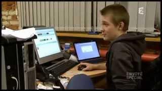 getlinkyoutube.com-Reportage choc Francais Fr: Cybercriminalité, Hacker, Anonymous