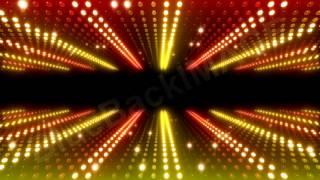 getlinkyoutube.com-Stock Footage : LED Light wall 2W Db Y3g