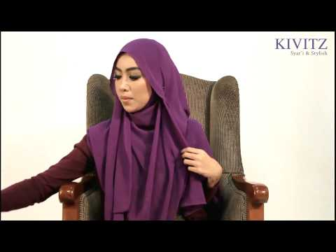 KIVITZ Hijab Tutorial - Vol. 1 by Fitri Aulia