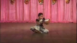 D2 Contestant Swetha Warrier's Folk Dance