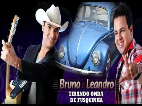 Bruno & Leandro - Tirando Onda de Fusquinha