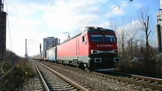 getlinkyoutube.com-Lema 010 DB Cargo trecere prin Ramnificatia  Pajura