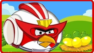 getlinkyoutube.com-Angry Birds Online Games - Episode Angry Birds Protect Home Levels 1-16 - Rovio Games