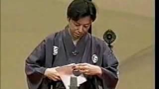 getlinkyoutube.com-(Subbed) Itao Itsuji Kamikiri Mandan 板尾創路 紙きり漫談
