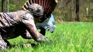 getlinkyoutube.com-Incredible turkey hunt! Turkey reaping