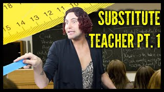 The Substitute Teacher (part 1) | Sheedra #SheedraGoesToWork