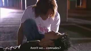 getlinkyoutube.com-Ren Akiyama / Kamen Rider Knight dies