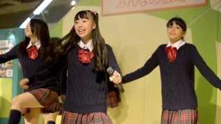 getlinkyoutube.com-ミルクス「We are MILCS」琴似コルテナ 北海道のアイドル (13 11 24)