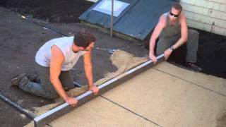 getlinkyoutube.com-How to Build a Patio: Part Two