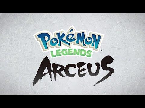 Pokémon Legends: Arceus - Nintendo Switch