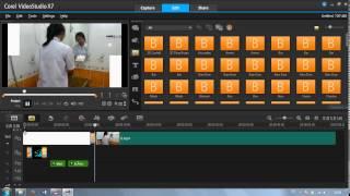 getlinkyoutube.com-การตัดต่อวีดีโอโดยใช้ Corel Vdiostudio Pro X7 เบื้องต้น By APISIT