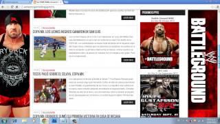 getlinkyoutube.com-Ver UFC 165 Jones vs Gustafsson En Vivo Español Gratis Online HD 21 Septiembre   ExtremoSports