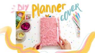getlinkyoutube.com-*DIY: Planner Cover*