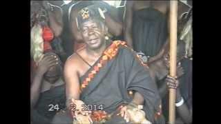 AsanteHene Involves In Corruption