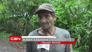Habitantes Del Cantón Bola De Monte Preocupados Por Lluvias