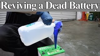 getlinkyoutube.com-Is it Possible to Revive a Dead Battery with Epsom Salt - See For Yourself