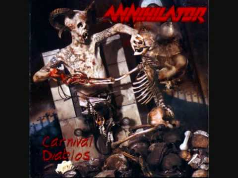 Annihilator - Hunter Killer