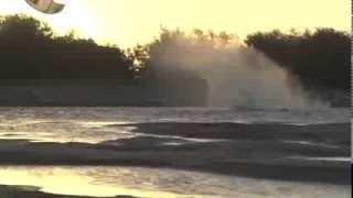 Spectacular Kitesurfing Crashes