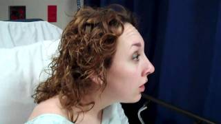 getlinkyoutube.com-Effects of anesthesia after an endoscopy - Too funny!