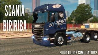 getlinkyoutube.com-Euro Truck Simulator 2 - SCANIA Biriba Acessórios