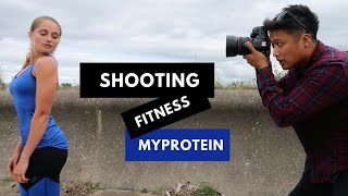 getlinkyoutube.com-Shooting Fitness Myprotein - Marine LELEU