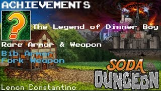 getlinkyoutube.com-Soda Dungeon - Achievement Guide: The Legend of Dinner Boy