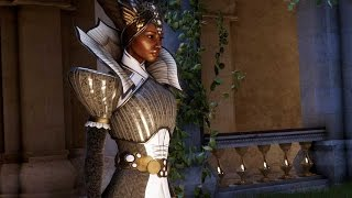 getlinkyoutube.com-Dragon Age: Inquisition - Make Vivienne a Godless Killing Machine