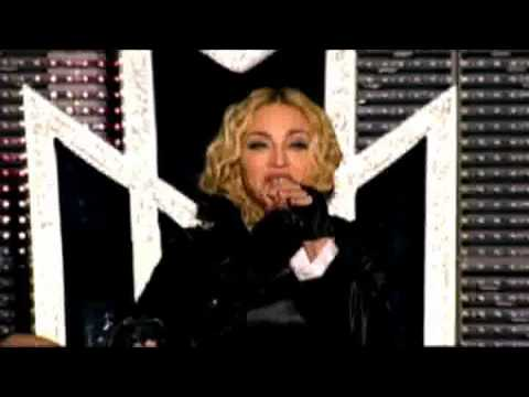 1.Intro/Candy Factory &amp; Candy Shop-MADONNA , Sticky and Sweet Tour