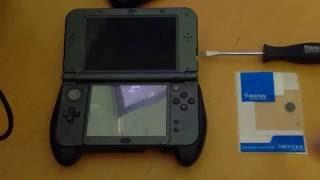 getlinkyoutube.com-3DS XL PSP-1000 Joystick mod (short camera test test at end)