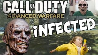 getlinkyoutube.com-INFECTED: NOTHING STOPS THE HORDE (CoD Advanced Warfare)