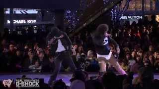 getlinkyoutube.com-Les Twins G-SHOCK REAL TOUGHNESS Japan 2012 | YAK FILMS