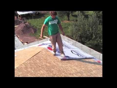 Spider Tie Concrete House