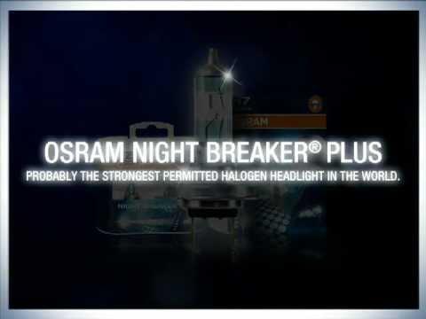 Osram Night Braker Plus