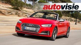 Autovisie Vlog: Eerste testnotities Audi S5 Cabriolet (2017)