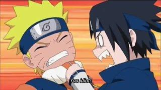 getlinkyoutube.com-Naruto Shippuden: Naruto and Sasuke Funny Moment