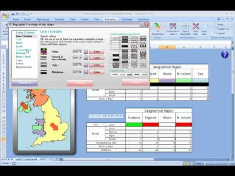 Maps in Excel - free GIS -AcuoCdMq0-Q