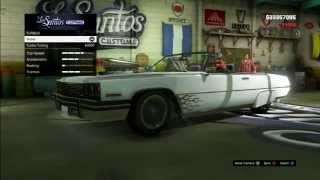 "getlinkyoutube.com-GTA V - Pimp My Ride   Albany Manana"" Buick LeSabre, Cadillac Eldorado"" Car Tuning (GTA V)"