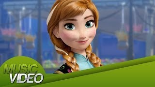 getlinkyoutube.com-Music - Video - Frozen: Una Aventura Congelada - ¿Y si hacemos un muñeco? - HD