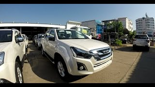 getlinkyoutube.com-All New Isuzu D-Max 2016 Minorchange 1.9 Blue Power- รอบคัน