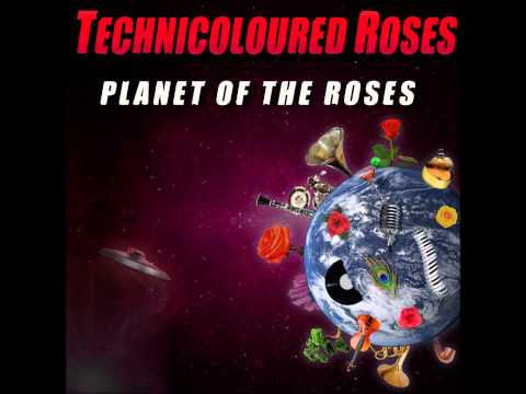 TipTechnicoloured Roses - Tippy Toe