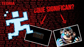 getlinkyoutube.com-EL VERDADERO MENSAJE | FNAF WORLD (Teoria)