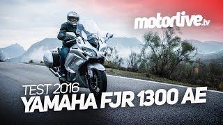 getlinkyoutube.com-TEST | YAMAHA FJR 1300 AE 2016