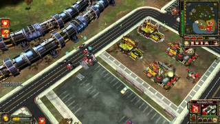 Command and Conquer Red Alert 3 Uprising Soviet Mission 4 As Time Stood Still