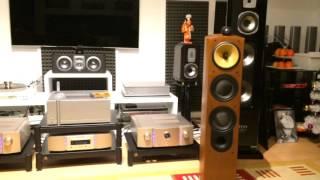 getlinkyoutube.com-Thử loa B&W 804 N với âm ly Marantz