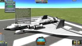 getlinkyoutube.com-Kerbal Space Program - B9 Aerospace Mod Update