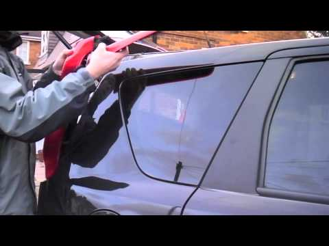 Nissan Note Light Cluster removal